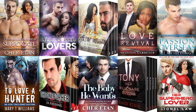 Best BWWM romance - 1- Black woman white man interracial books for adults