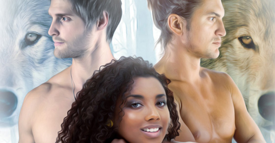 Alpha Wolves - A BBW BWWM Paranormal Romance Novel