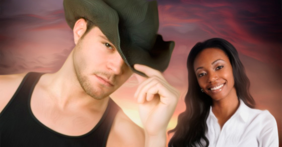 My Musical Cowboy - A Western BWWM Romance For Adults