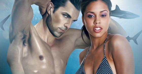 Seas Of Passion - A Shark Shifter Romance
