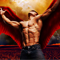 Demon paranormal romances are also available
