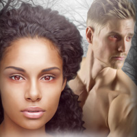 A Woman Turned paranormal BWWM romance