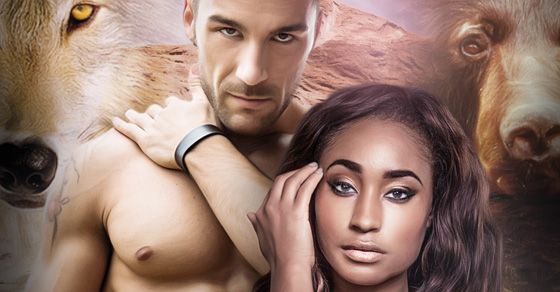 Against The Grain - A BBW BWWM Werebear And Werewolves Shifter Romance