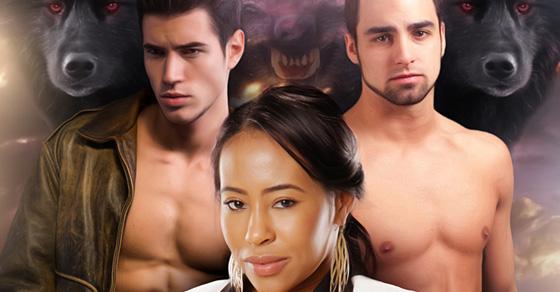 Alpha Love - A BBW Interracial Werewolf Romance