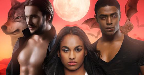 Alpha Paranormals - A Werewolf Vampire Shifter Romance Series