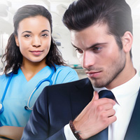 Make Me Yours BWWM doctor nurse romance