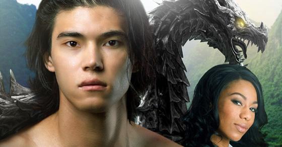My Asian Dragon - A BWAM Shifter Love Story