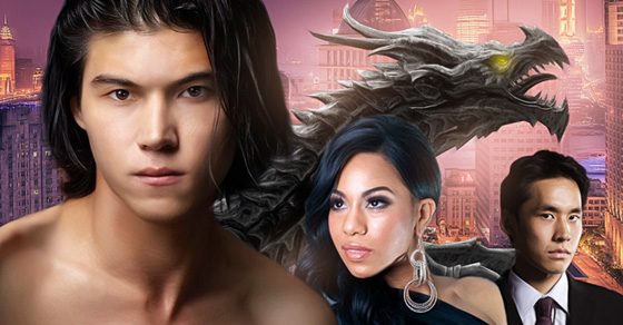 My Asian Dragons Baby - A BWAM Erotica Shifter Romance