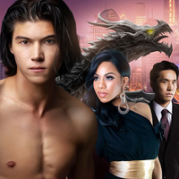 My Asian Dragons Baby dragon shifter romance