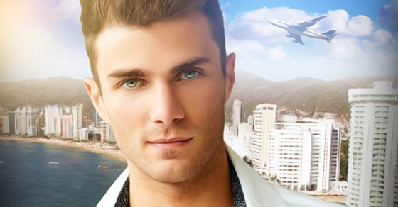 Passion Abroad - A BWWM Holiday Romance Book