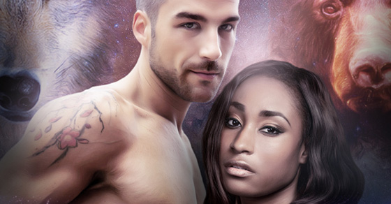 Star Crossed Lovers - A BBW, BWWM Shifter Love Story
