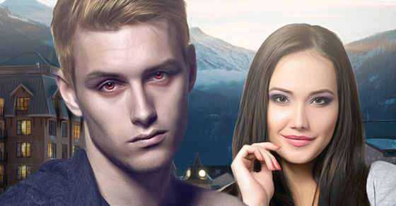 The Vampires Redemption - Monster Romance Series