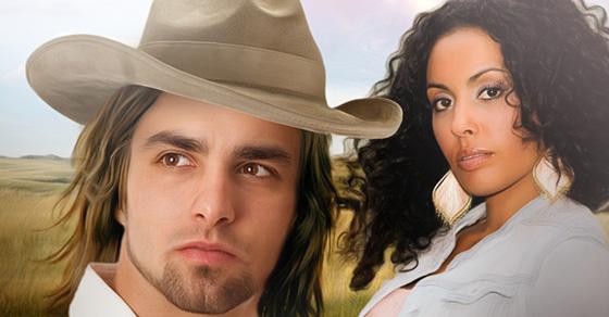 To Love A Cowboy - A Billionaire Western BWWM Romance