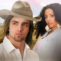 To Love A Cowboy Western BWWM romance