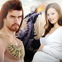 Dragon Kings Baby Pregnancy Romance