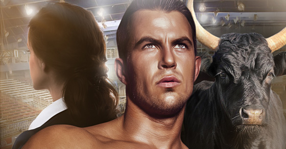 Taken By the Bull paranormal shifter romance