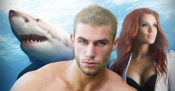 Taken by The Shark BWWM shifter romance